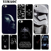 YIMAOC Star Wars Soft Silicone Case For Xiaomi Redmi Note Mi 8 6 A1 A2 4X 4A 5A 5 Plus MiA1 A2 Pro Lite
