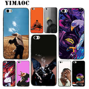 YIMAOC Travis Scott Hip Hop Soft Silicone Case For Xiaomi Redmi Note Mi 8 6 A1 A2 4X 4A 5A 5 Plus MiA1 A2 Pro Lite