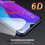YISHANGOU Case For OnePlus 6T 6D 9H Tempered Glass Hardness Cover For One Plus 6 6t 5 5t 3 3t Screen Protector Flim Coque Capa
