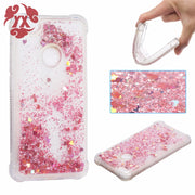 YX High Quality For Redmi 4X 5 Plus Note 5A TPU Anti-knock Pattern Quicksands Phone Case On For Xiaomi 5X Redmi 5a Case Cover
