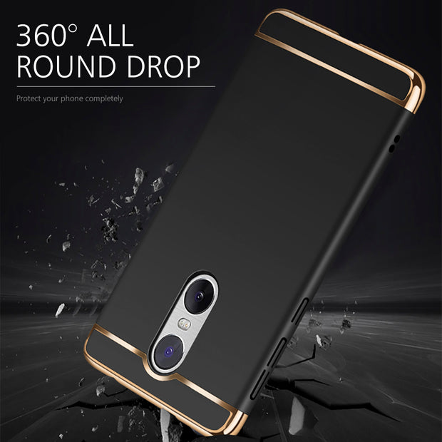 [Year-end Clearance] For Xiaomi Pocophone F1 Case Hard PC 360 Full Cover For Redmi S2 Y2 Case Luxury Cover For Xiaomi A2 MIX 2