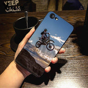 Yinuoda For IPhone 7 6 X Case Dirtbikes Motocross Moto Cross Classic Better Phone Case For IPhone 7 X 6 6S 8 Plus 5 5S XS XR
