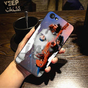 Yinuoda For Iphone 7 6 X Case Prince Rogers Nelson Painted Smart Phone Case For IPhone X 6 7 6s 7plus 8 8Plus 5 XS XR SE Case