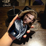 Yinuoda For Iphone 7 6 X Case Thor Odinson Marvel Carol Danver Beautiful Phone Case For IPhone X 6 7 6s 7plus 8 8Plus 5 XS XR SE