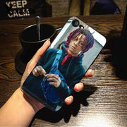 Yinuoda For Iphone 7 6 X Case Trippie Redd Silicon Soft Phone Accessories Case For IPhone X 8 7 6 6S Plus X 5 XS XR Cases