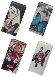 Yooyour Cartoon Printed Flip PU Leather Case FOR Meizu M2 Note Metal M5s M3 M2 Note M2 M3S M3 Note