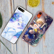 Best Sailor Moon Friends Hot Fashion Transparent Hard Phone Cover Case For IPhone X XS Max XR 8 7 6 6s Plus 5 SE 5C 4 4S