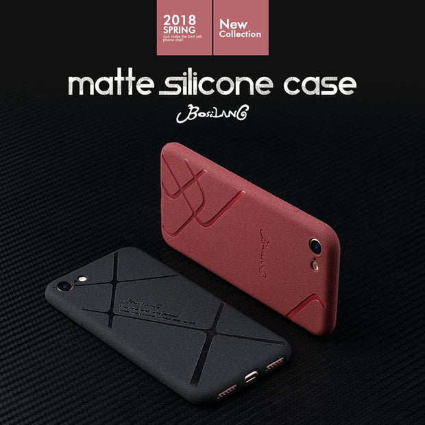 Bosilang Cases For MOTO C Case Soft Cover Matte For Moto C Plus XT1723 XT1724 Housings For Motorola Moto C