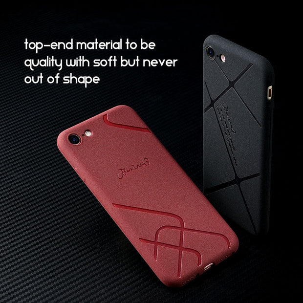 Bosilang Soft Matte TPU Cases For Motorola Moto C Plus Case XT1723 XT1724 5.0 Inch Back Cover Protective Housing Shell
