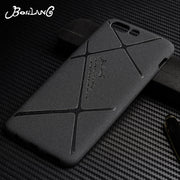 Bosilang Soft Matte TPU Cases For Oneplus 5 Case One Plus 5 A5000 5.5 Inch Scrub Back Cover Protective Housing Shell