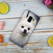 Cute Pomeranian Dogs Fashion Transparent Case For Samsung Galaxy A3 A5 A9 A7 A6 A8 Plus 2018 2017 2016 Star A6S Note 9 8 Cover