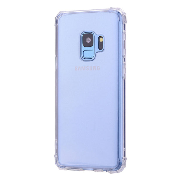 For Samsung Galaxy S9 G960F G960U Case Anti-knock Mobile Phone Cases For Galaxy S9+ S9 Plus G965F G965U Soft TPU Back Cover
