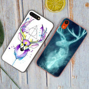 Harry Potter Quotes Always Hot Fashion Transparent Hard Phone Cover Case For IPhone X XS Max XR 8 7 6 6s Plus 5 SE 5C 4 4S