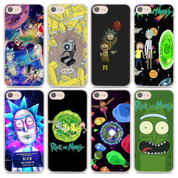 coque iphone xr rick and morty