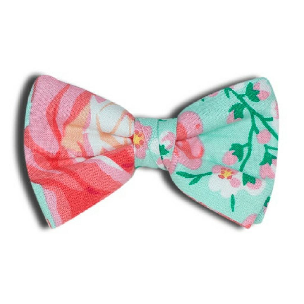 Canvas Junior Bow Tie