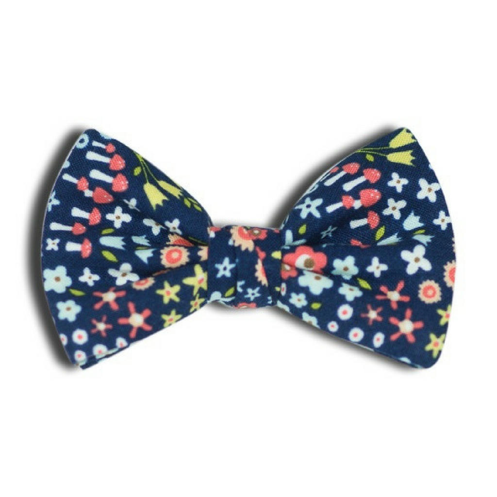 Flowers Junior Bow Tie
