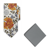 Brewer Necktie & Pocket Square