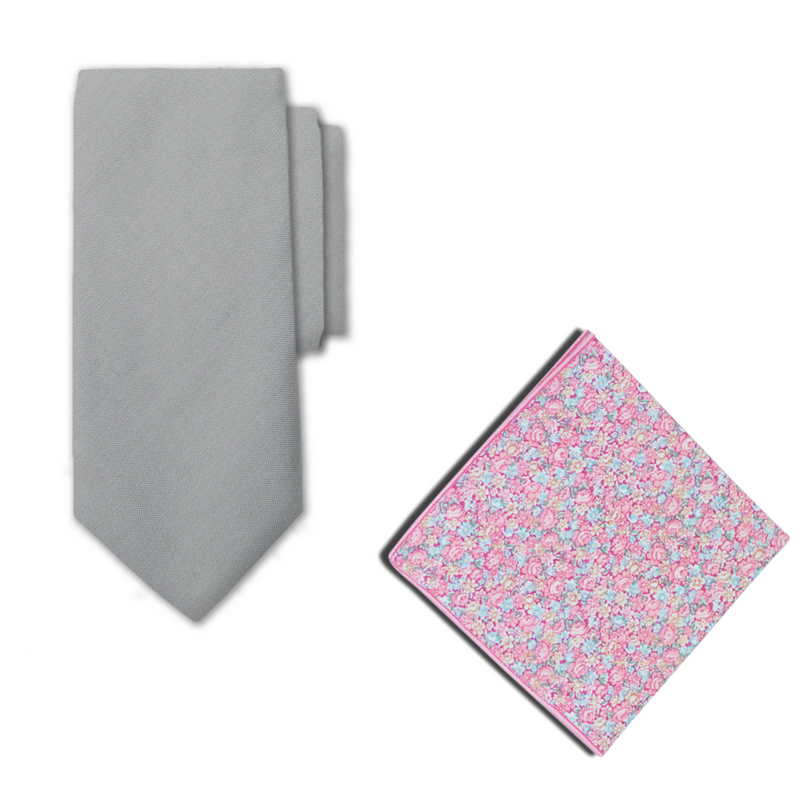 Briggs Necktie & Pocket Square