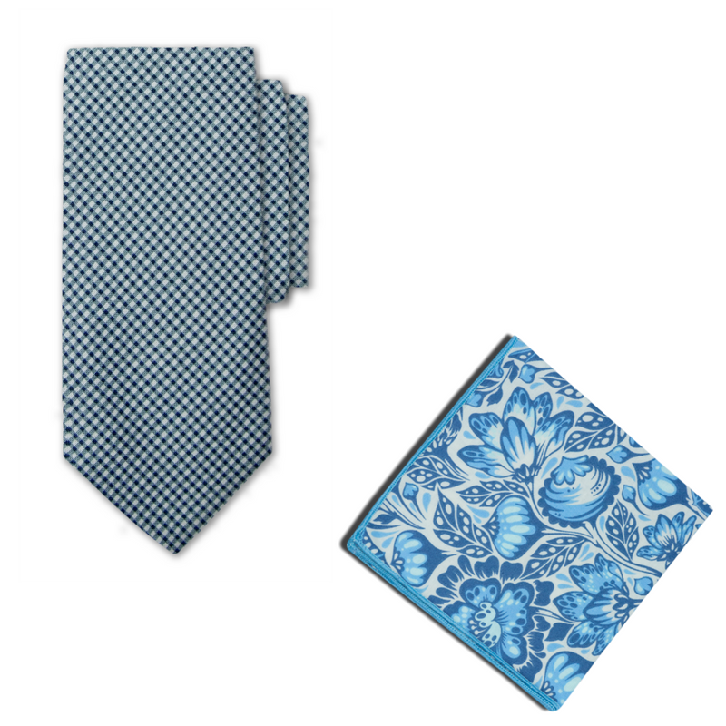 Chapman Necktie & Pocket Square