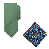 Corbin Necktie & Pocket Square