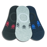 Skull and Bones 3 Pack Socks