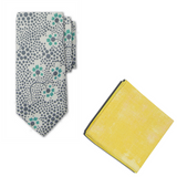 Dewitt Necktie & Pocket Square