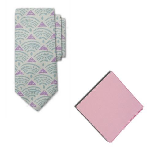 Tinsley Necktie & Pocket Square