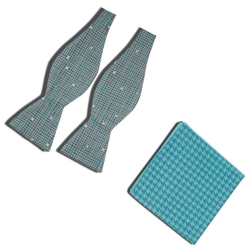 Wellington Bow Tie & Pocket Square