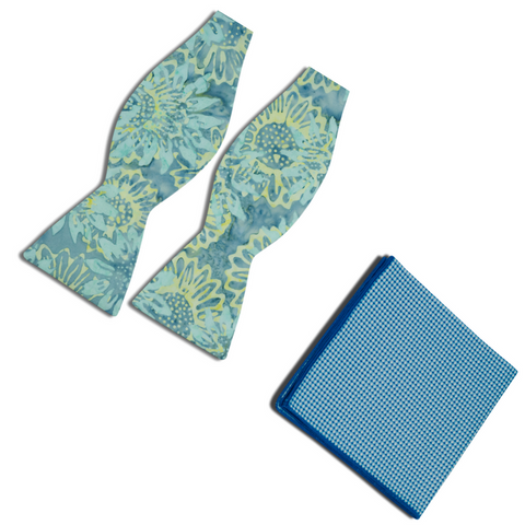 Yardley Bow Tie & Pocket Square
