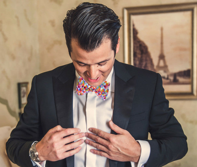 Self-Tie Bow Ties