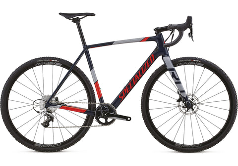 2018 Specialized Crux Elite X1