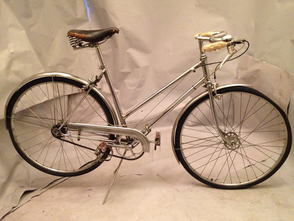1951 Oscar Wastyn Chrome Women's Bike