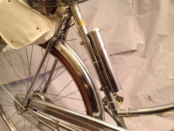 1978 Raleigh All Chrome Bike
