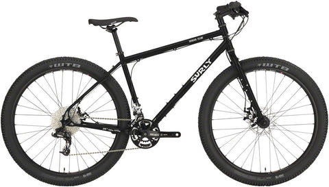 "Surly Bridge Club Bike - 27.5"" Dark Black"