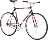 All-City Big Block Bike - 700c, Steel, Midnight/Frost/Violet