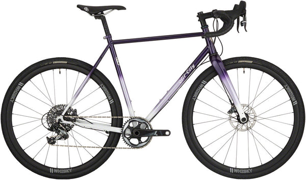 All-City Cosmic Stallion Force 1 Bike - 700c, Steel, Purple Fade