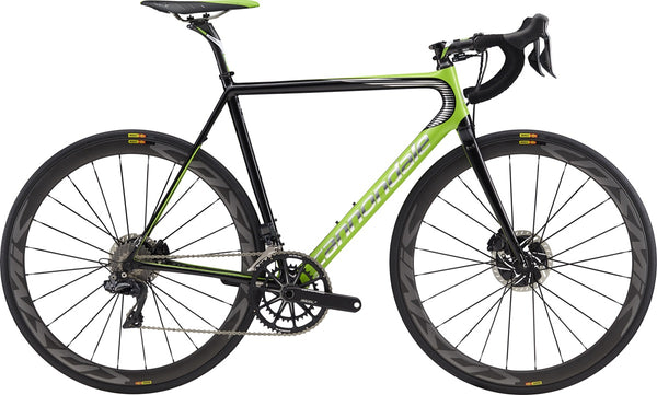 2018 Cannondale SuperSix EVO Hi-MOD Disc Team