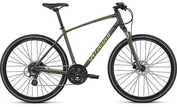 2017 Specialized Crosstrail Disc