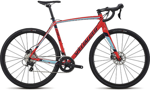 2018 Specialized Crux Sport E5