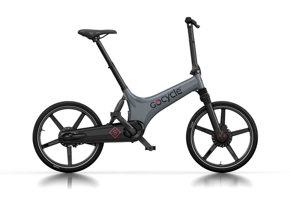 Gocycle GS Grey/Black (Front Brake Left)