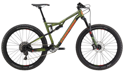 2017 Cannondale Bad Habit Carbon 2 27.5+