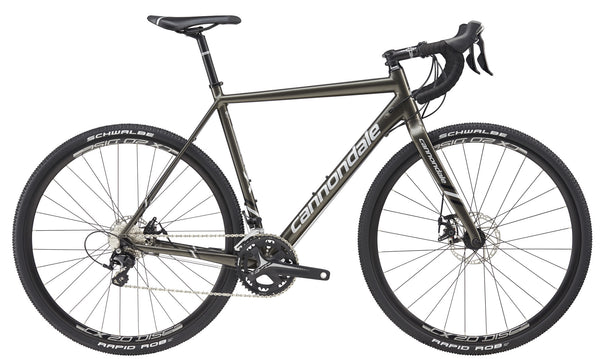 2017 Cannondale CaadX 105
