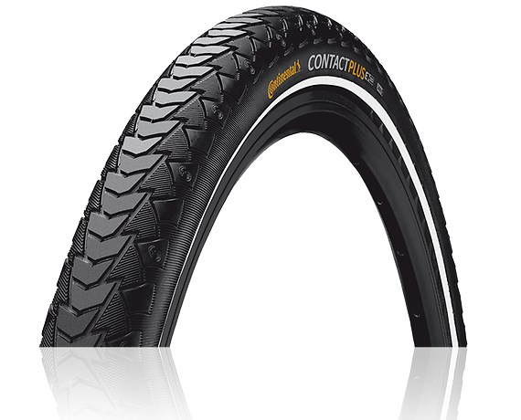 Continental Contact Plus Tire 700x32