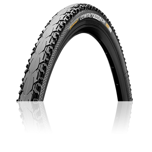 Continental Contact Travel Tire 26x2.00""