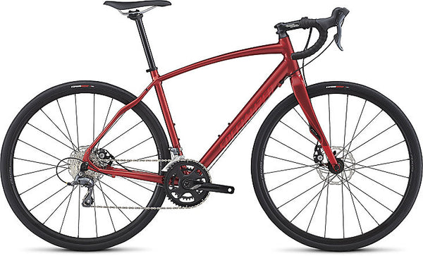 2017 Specialized Diverge A1