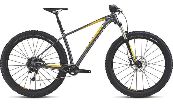 2016 Specialized Fuse Comp 6Fattie
