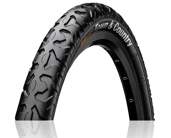Continental Town & Country Tire 26x2.1""