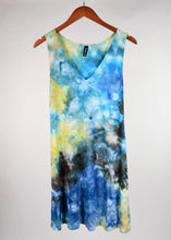 Load image into Gallery viewer, Medium V Neck Pocket Tank Dress
