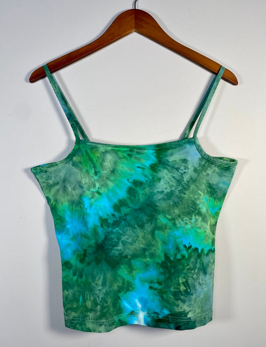 Large Square Neck Tank Top