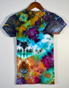 XS Fitted Cotton T-Shirt